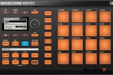 Native Instruments Maschine Mikro mk2 Schwarz Neu OVP