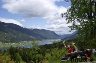 Naturpark Weissensee in Kärnten