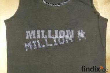 Nettes Brand Million Trägershirt Gr.164