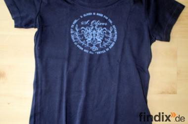 Nettes dunkelblaues s`Oliver T-Shirt Gr.S