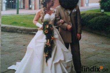 neuwertiges schönes  Brautkleid