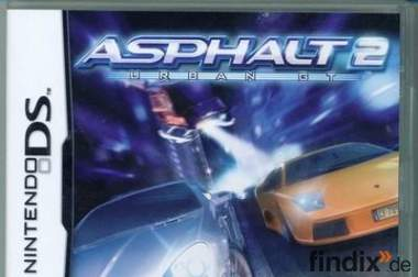 Nintendo DS Spiel Asphalt2 Urban GT