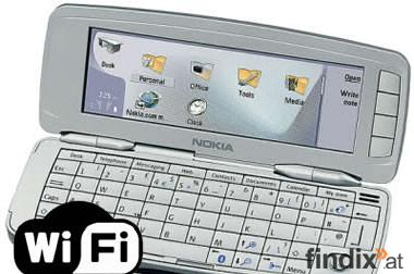 nokia 9300i klapp smartphone