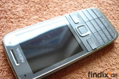 Nokia E52 (ohne Simlock) voll funktionsfähig