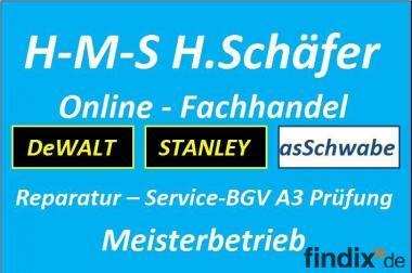 Online Shop – Fachhandel  H-M-S H.Schäfer