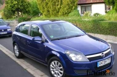 Opel Astra H 1.7 CDTi mit Navi, 8-fach bereift, 72000 km