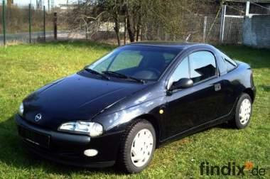 Opel Tigra-Coupe Ecotec- TüV/AsU 18 Monate-