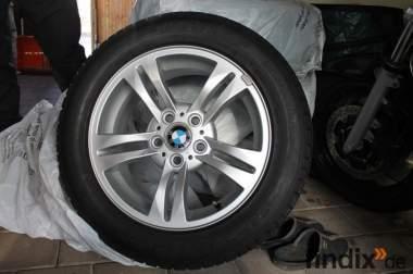 Orginal BMW X3 Alufelgen mit m+s Reifen