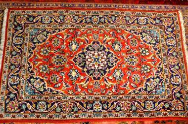 Orientteppich Kaschan 157x100 (T057)