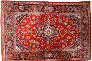Orientteppich Kaschan Kashan 203x136 (T016)