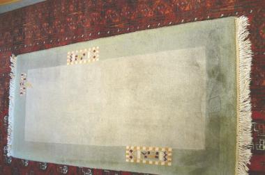 Orientteppich Tibet 151x69 (T052)