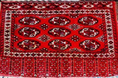 Orientteppich Yomud Tschowal alt (T005)