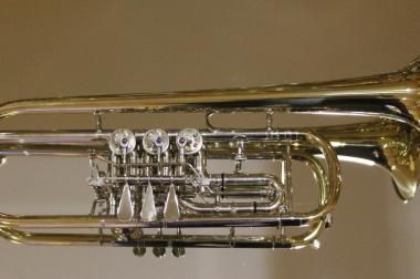 Orig. Amrein Lübeck Deutsche Konzert - Trompete in B