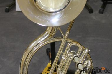 Original Jupiter Mini - Sousaphon. Das ultimative Showinstrument