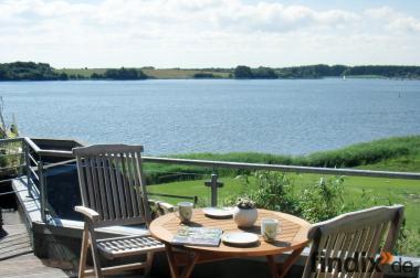Ostsee Schlei Wasser-Blick Meer & Hund - Ferienhaus Ferienwohnung