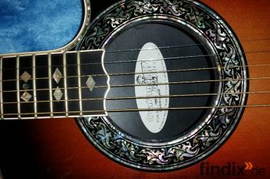 Ovation Gitarre 6-saitig gepflegt