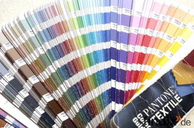 Pantone Textile Color Systeme Color Guide