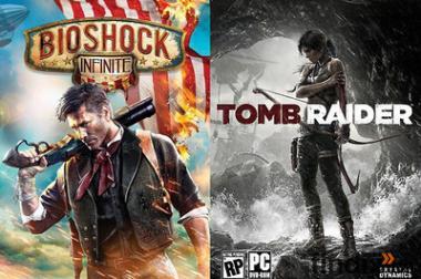 [PC] Tomb Raider + Bioshock Infinite NEU* [2013]