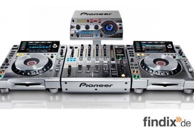 Pioneer CDJ -2000nexus-M & DJM-900nexus-M Platinum Limited Editio