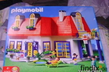 Playmobile Einfamilienhaus