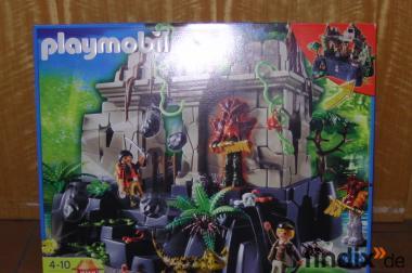 Playmobile Schatztempel