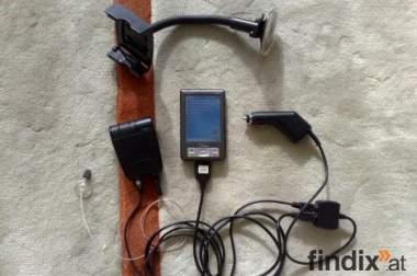 Pocket PC PPC Fujitsu Siemens Pocket Loox 420 WiFi Wlan Bluetooth