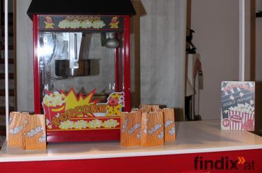 Popcorn, Zuckerwatte / Wien, Österreich