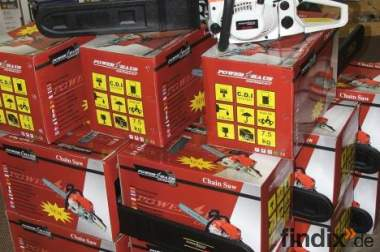 Power Haus Kettensäge KW-6500 *NEU*