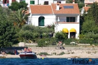 Preiswerte Ferienwohnungen und Apartments am Meer in Kroatien