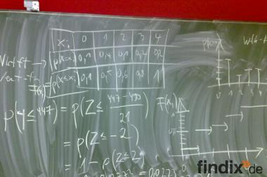 Probleme in Mathe?