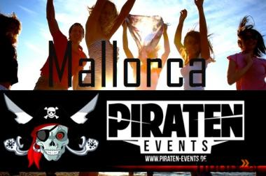 Promotion auf Mallorca - Work & Party 2015 mit Piraten Events