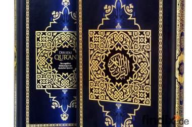 Quran !!KOSTENLOS!!!-deutsch-Über 100 Stück