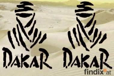 Rally Dakar, Race Touareg Aufkleber