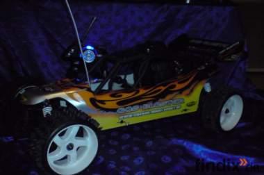 Rc Verbrenner Carson Buggy 23 ccm
