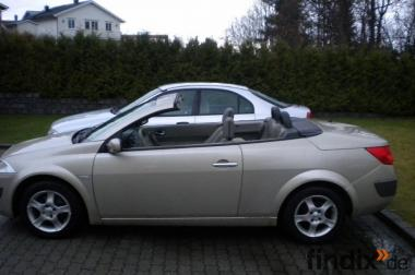 Renault Megane CC 1,6