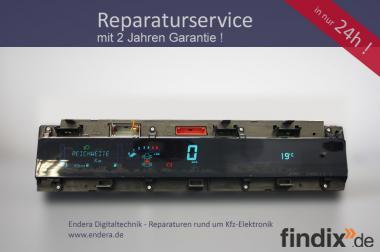 Renault Scenic Tachoreparatur, Kombiinstrument Reparatur