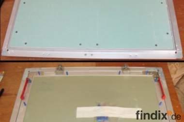 Revisionsklappen von Knauff 60cm x 40cm.