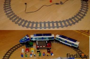 Riesen Lego Sammlung Eisenbahn Polizei Feuerwehr