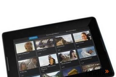 RIM Blackberry Playbook Tablet  16 gB  austauschgerät