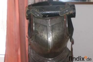 Ritterrüstung original Deutsch ca 1500 Jahrhundert.