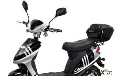 Rolektro Elektromofa (E-Bike) Fahrrad 25km/ h führerscheinfrei an