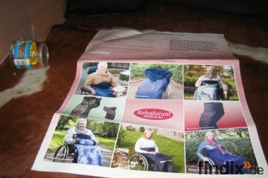 Rollstuhlschlupfsack....