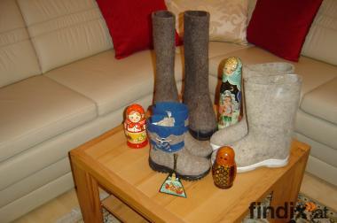 Russische Walenki - nie wieder kalte Füße