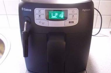 SAECO Intelia, Kaffeevollautomat, generalüberholt!