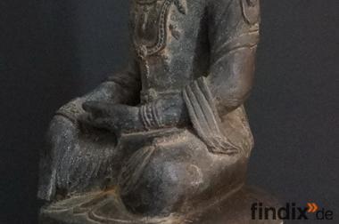 Sammler sucht 1 antike grosse Bronzefigur aus China