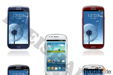 Samsung Galaxy S3 / S3 LTE / S3 Mini / Ratenzahlung NEU Zinslos