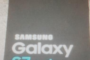 Samsung Galaxy S7 Edge Gold-Platinum 32 GB