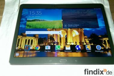 Samsung Galaxy Tab S SM-T805 16GB, WLAN + 4G 10 Zoll gold