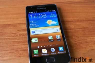 Samsung I9100 Galaxy S II entriegelt