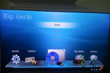 Samsung UE 60 d 8090 ysxzg 3D LED 60 Zoll + Dolby Surround System